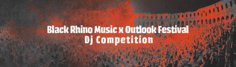 Black Rhino Music x Outlook Festival Dj competition