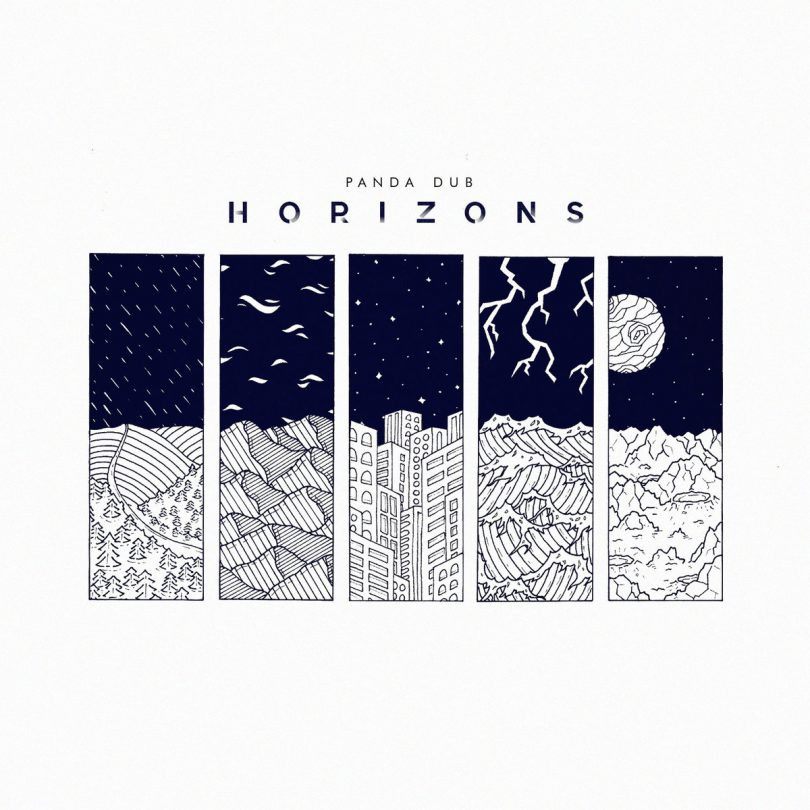 Panda Dub released new album Horizons