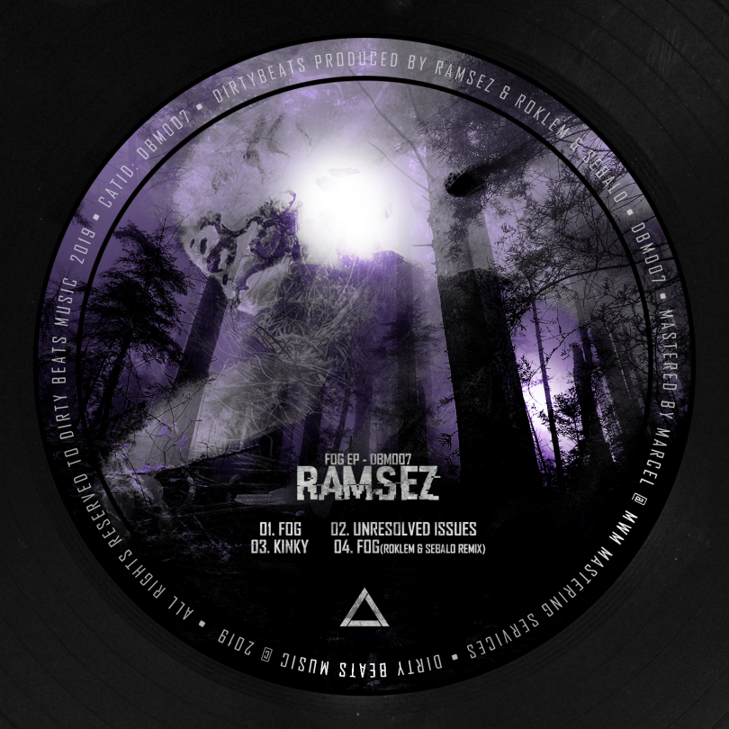 Ramsez releases Fog EP on Dirty Beats Music