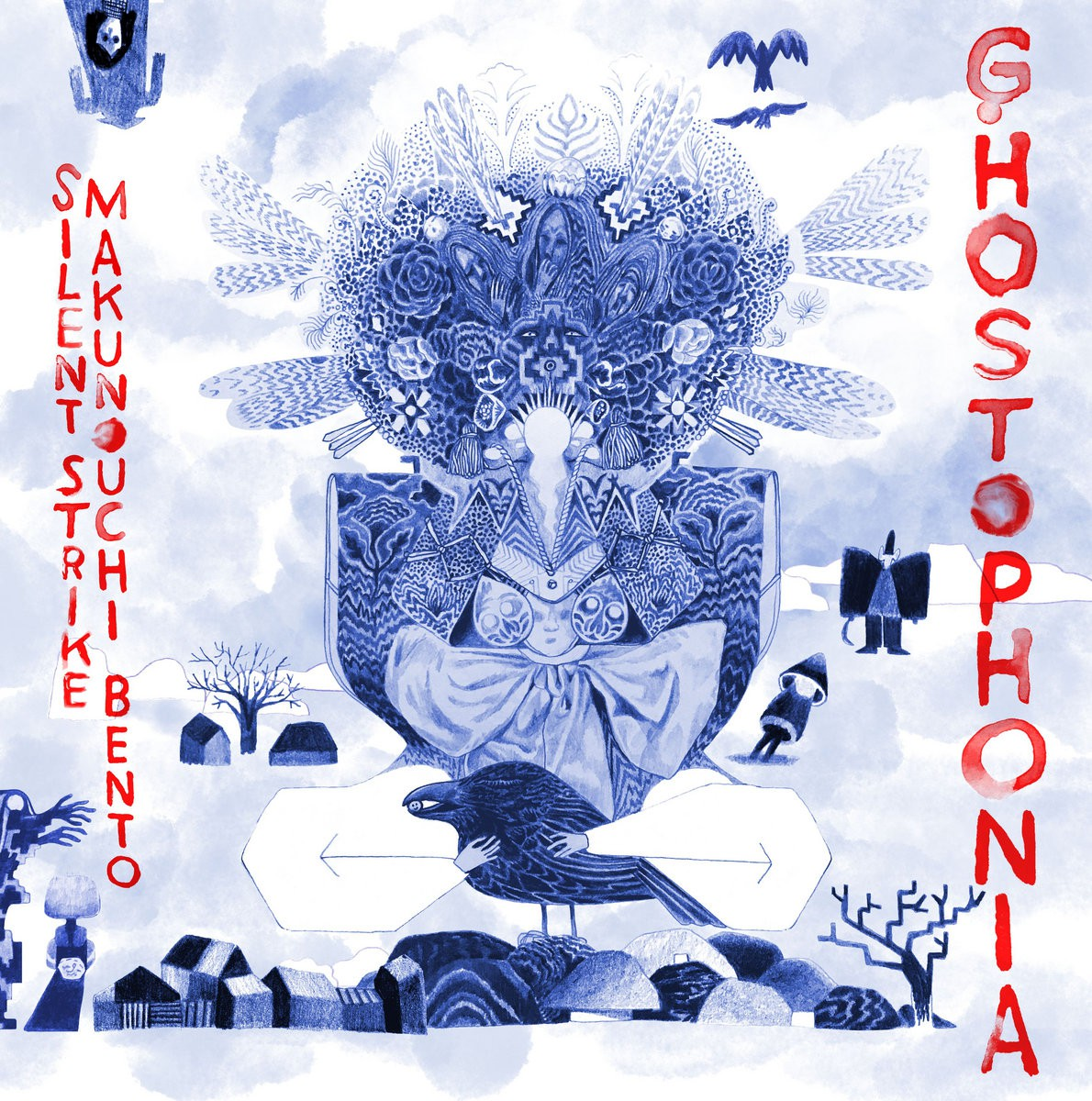 Review of Ghostophonia by Silent Strike & Makunouchi Bento