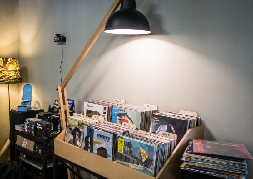 Crate digging at Two Sides Records: September 2020