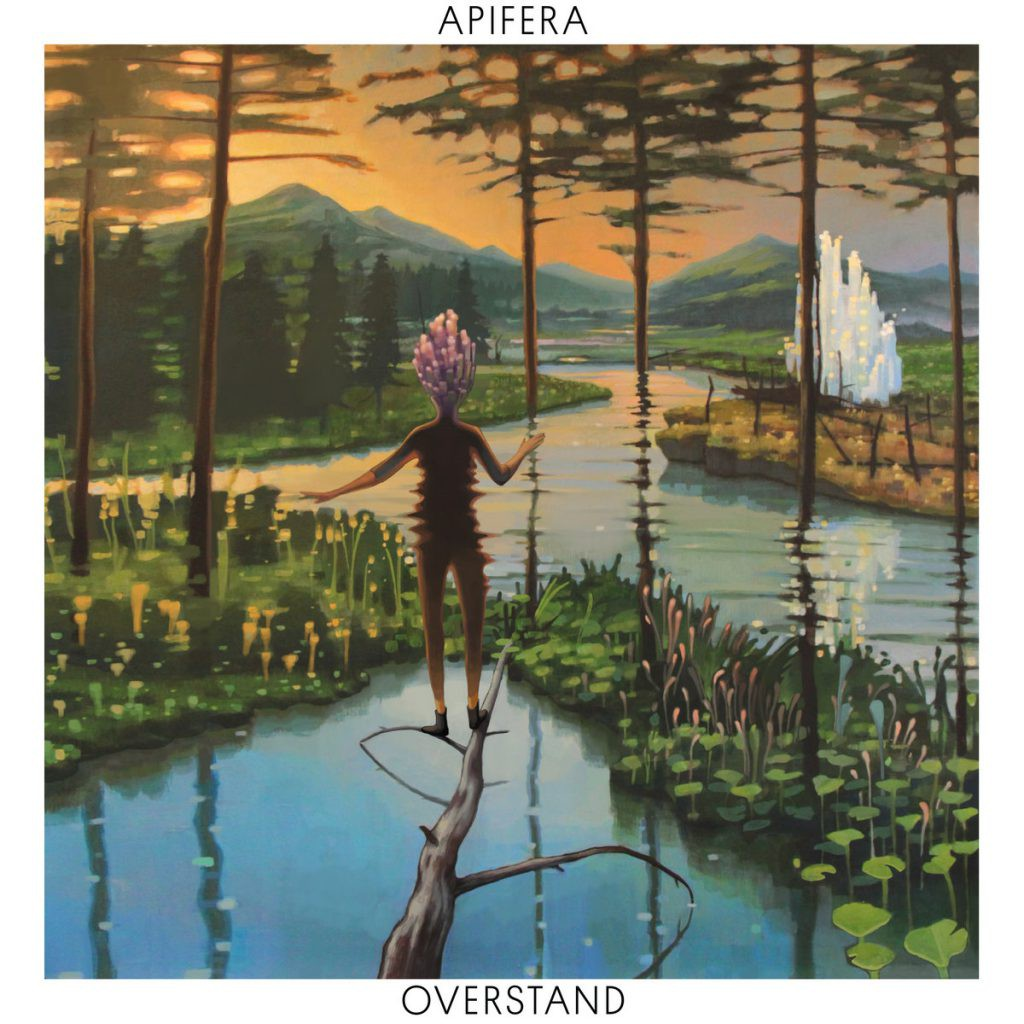 5 albums to listen over the weekend from: Apifera, Versa, Music for Sleep, Biosphere, Heathered Pearls