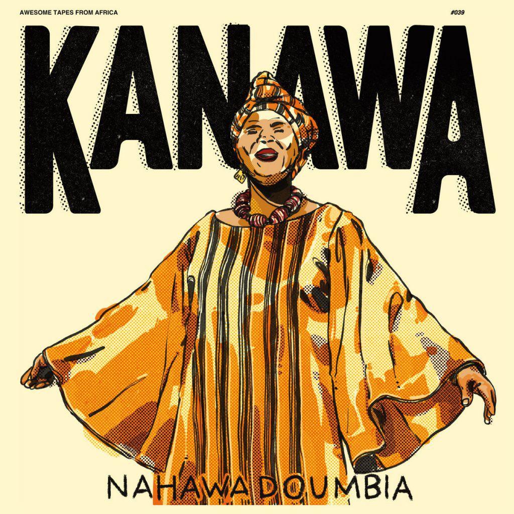 5 albums to listen over the weekend from: Nahawa Doumbia, Brownswood, Bronze Nazareth, Stefan Panea, Freund der Familie