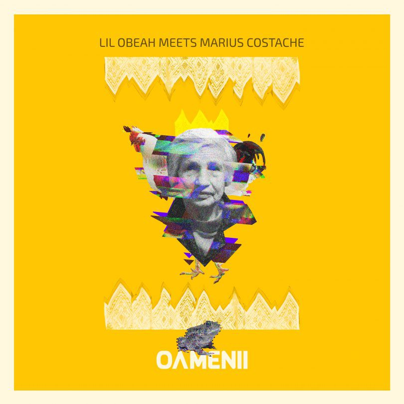 Lil Obeah Meets Marius Costache - Oamenii