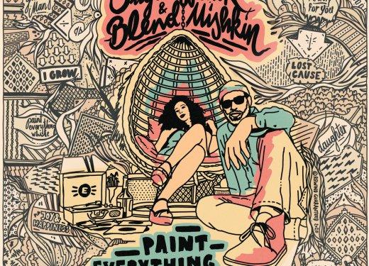 Sugahspank, Blend Mishkin, and the Greek reggae scene