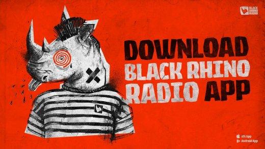 Download Black Rhino Radio App