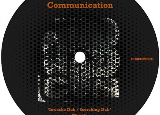 Mungk releases Iowaska & Scorching Dub on Dub Communication