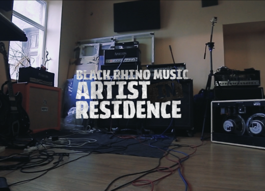 Black Rhino Artist in Residence - Introduction