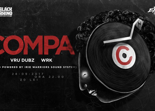 Announcement for our next club night: Compa [UK]