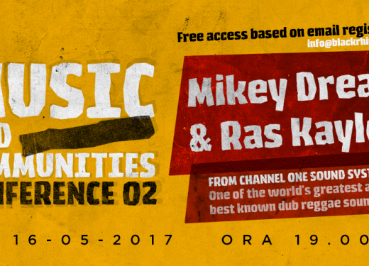 Music and Communities Conference #2