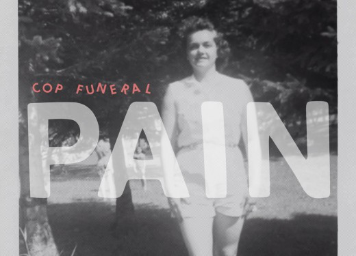 Cop Funeral - Pain, a spaced-out drone and noise composition