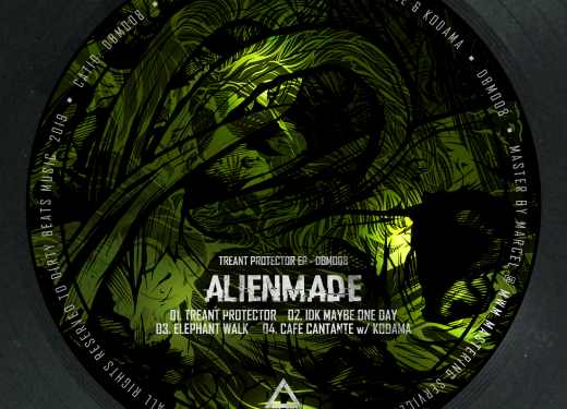 Alienmade releases Treant Protector (DBM008) on Dirty Beats Music