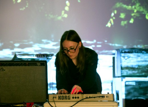 An interview with the ambient artist Motion Sickness of Time Travel