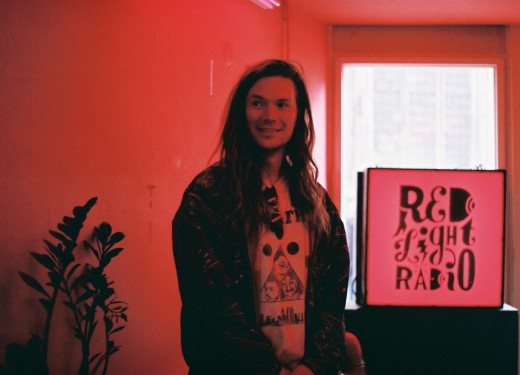 A preview into the world of Red Light Radio with Hugo van Heijningen