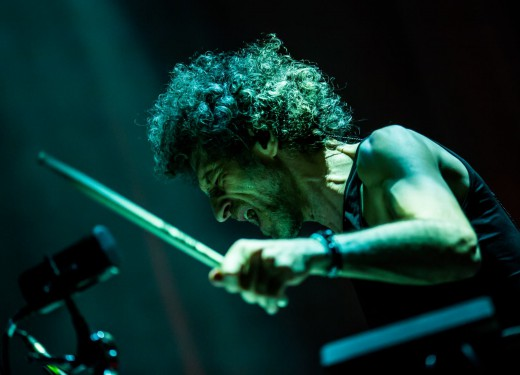 Drums and music philosophy with Jojo Mayer