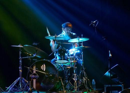 The man behind the drums. A conversation with Radu Pieloiu