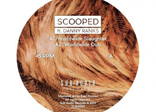 Worldwide Slaughter by Scooped on Sub Audio Records
