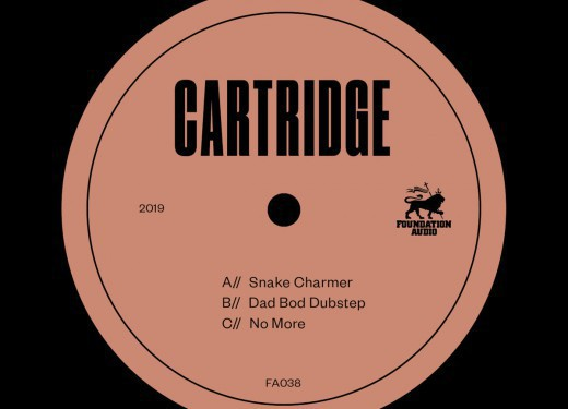 Cartridge releases Snake Charmer EP on Foundation Audio