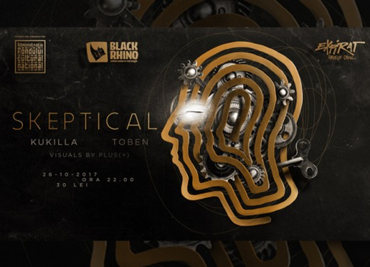 Announcement for our next club night: Skeptical [UK]