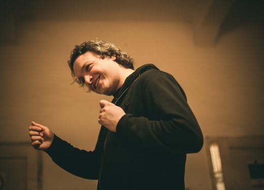 Marius Costache, the sound man