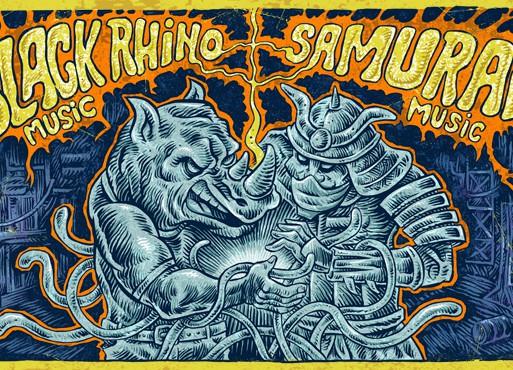 Black Rhino Music x Samurai Music