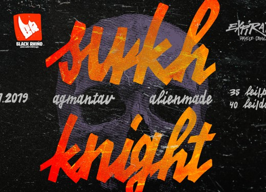 Black Rhino pres. Sukh Knight