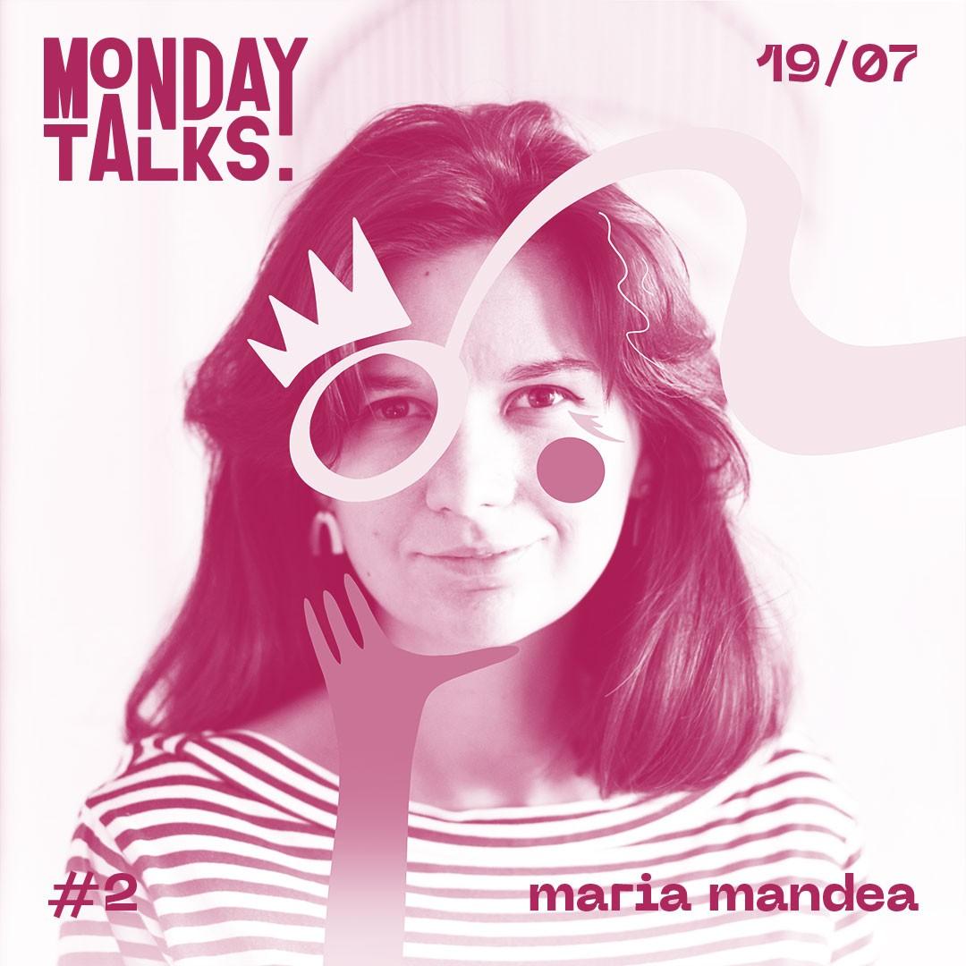 Monday Talks [by Dissolved Magazine]
