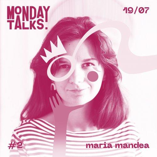 Guest: Maria Mandea